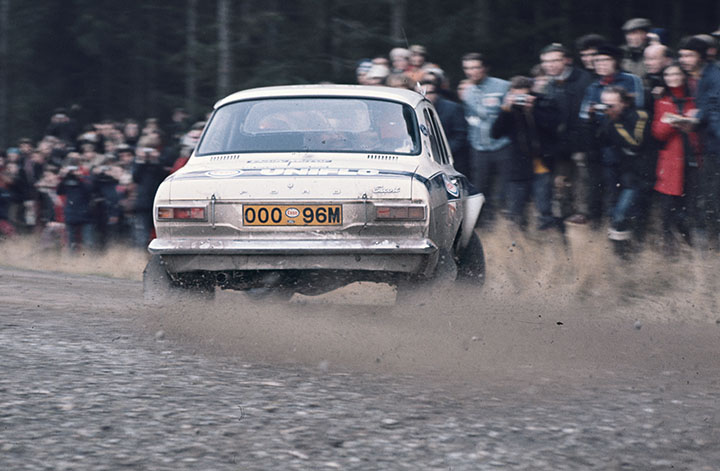 Roger Clark: Rally GB Hero