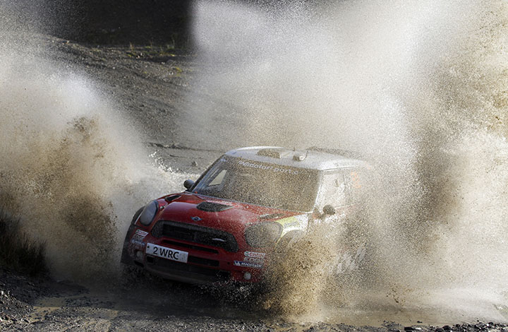 Kris Meeke on Wales Rally GB
