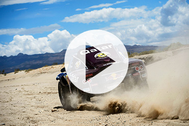 Red Bull at the 2013 Dakar Rally