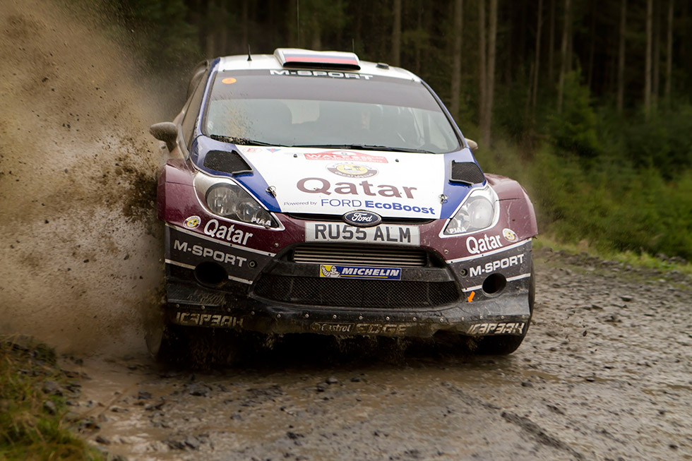 Wales Rally GB photo competition