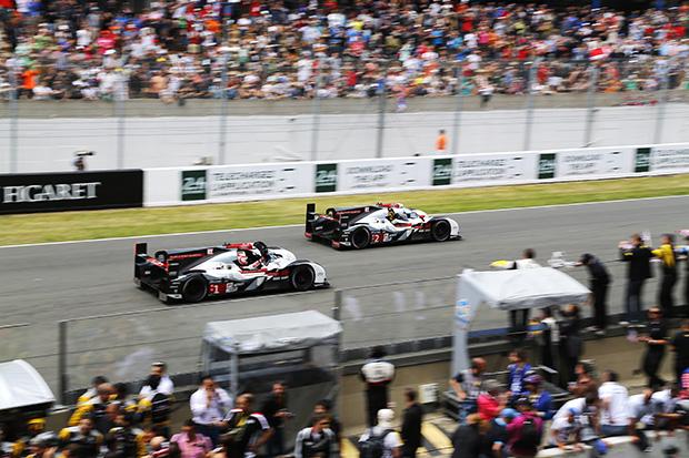 Audi wins dramatic Le Mans