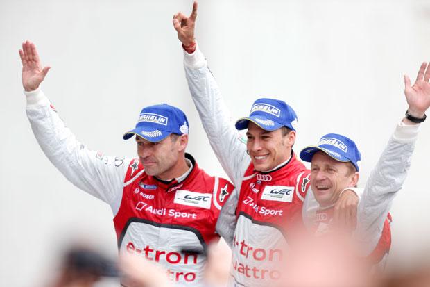 Kristensen dedicates win to Simonsen