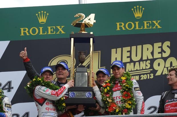 Le Mans 2013: the final hours
