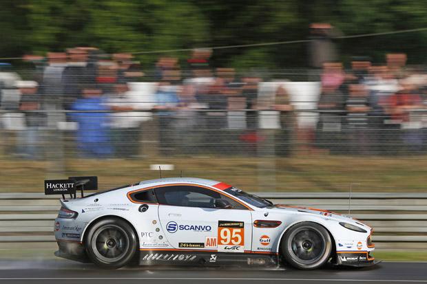 Aston racer Simonsen killed at Le Mans