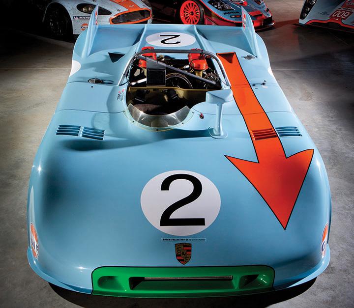 Great racing cars: 1970 Porsche 908/3