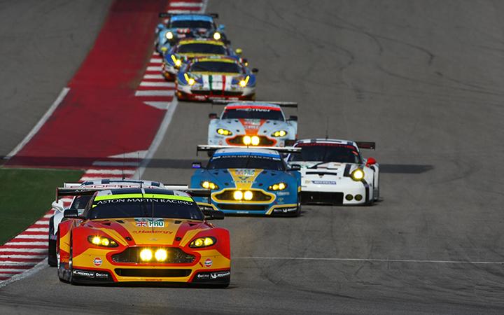 GT racing's balancing act