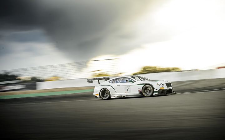 Bentley celebrates first full GT3 season