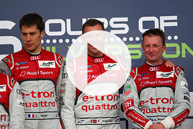 Audi wins WEC Silverstone 6 Hours