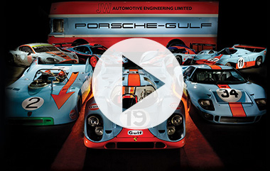 Gulf collection tribute