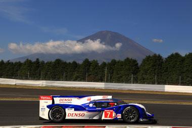 Toyota scores home win in Fuji 6 Hours