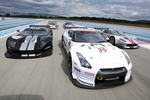 FIA GT1 sounds sweet