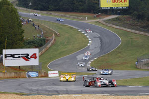Big names at Petit Le Mans