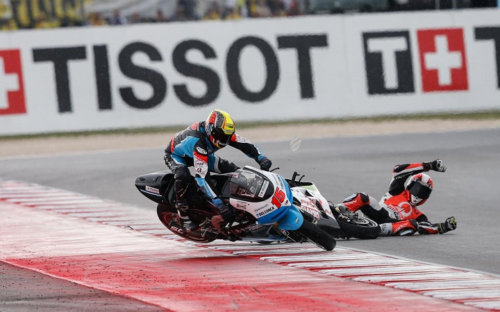 Analysing MotoGP's crash stats