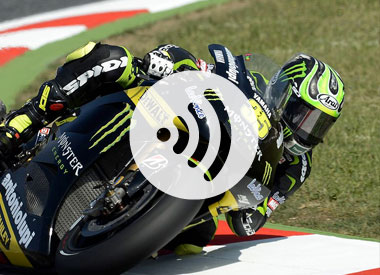 June's podcast with Cal Crutchlow