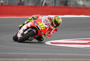 Changing the rules for Rossi?