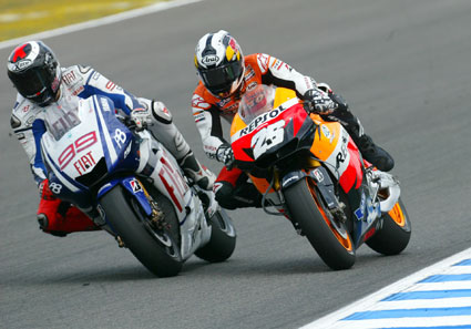 A MotoGP masterclass