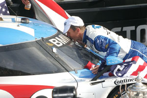 Ganassi's golden run