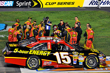 Rating NASCAR's title contenders