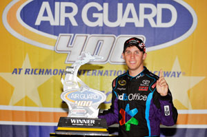 Hamlin heads Chase for the Cup