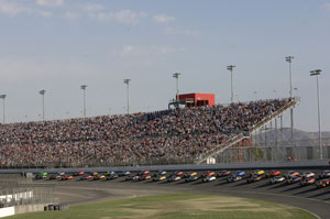 LA and NASCAR… the perfect weekend?