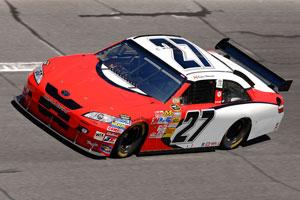 Jacques tries NASCAR again