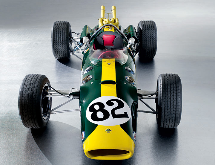 Great racing cars: 1965-67 Lotus 38
