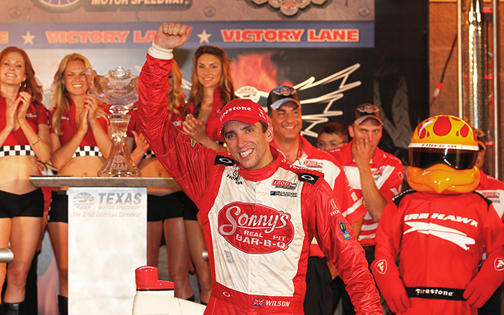 Justin Wilson: one of IndyCar's best