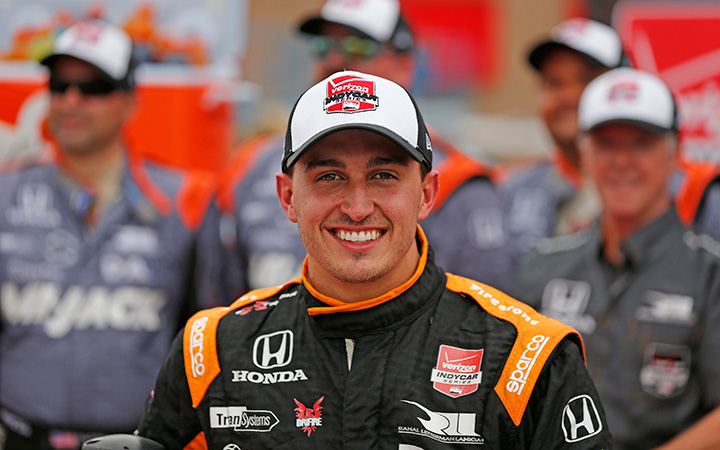 Graham Rahal's turnaround, part two