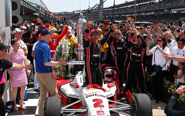 2015 Indianapolis 500 report