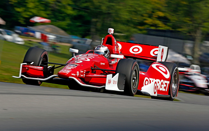 The brilliance of Scott Dixon