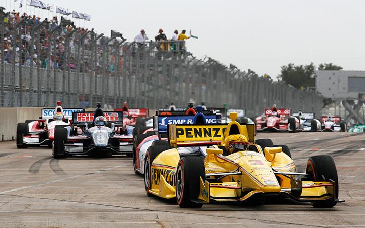IndyCar's title race