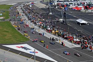 Franchitti gains advantage in IndyCar