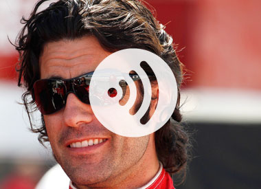March's audio podcast with Dario Franchitti