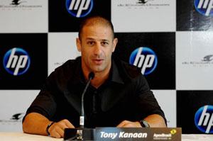 Kanaan teams up with de Ferran