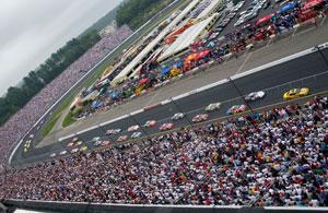 New England's racing heartland