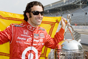 Franchitti's pride after Indy win