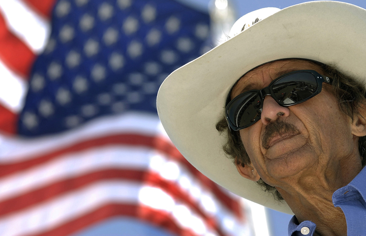 No lunch with… Richard Petty