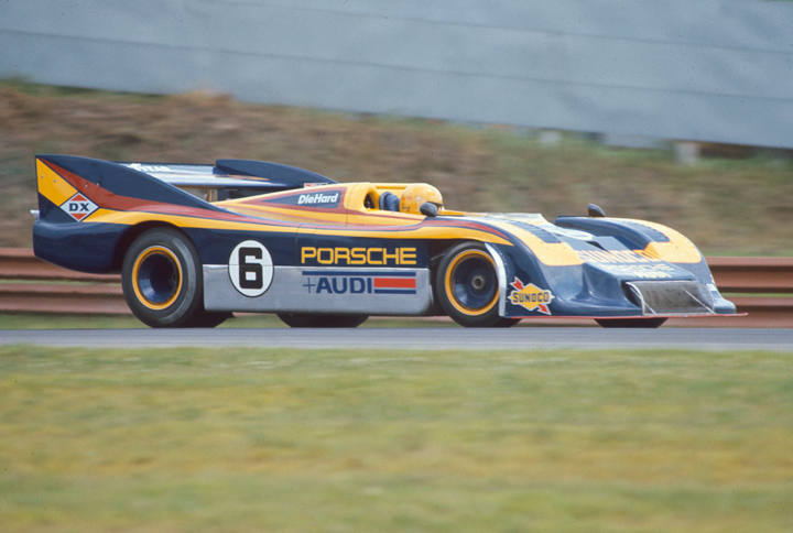 Hall of Fame 2016: Mark Donohue