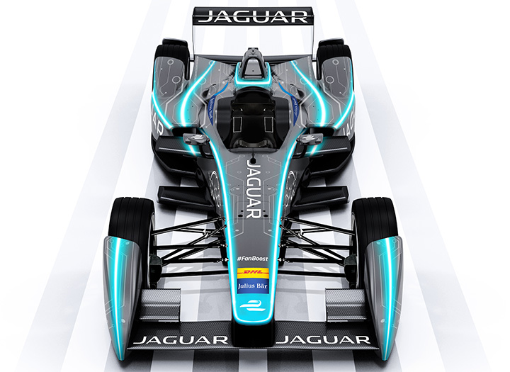 Watch out F1, Formula E's coming…