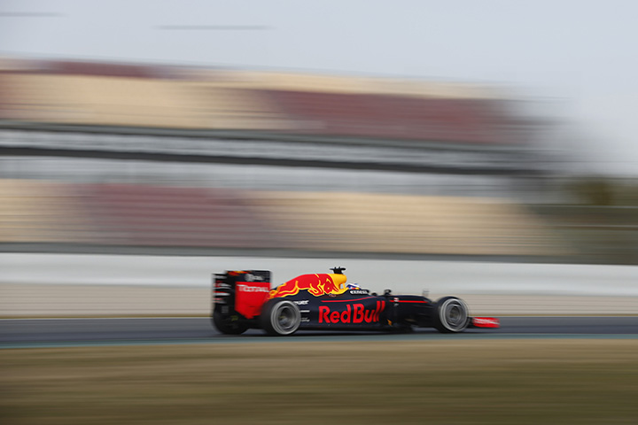 Red Bull – this year's dark horse
