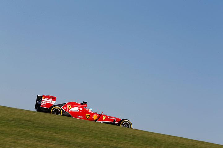 Why Luca preferred Vettel over Alonso