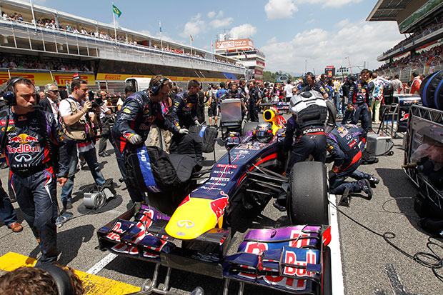 F1 returns to Europe
