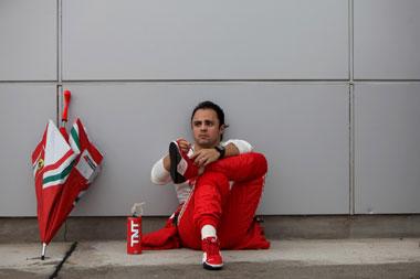 Why Felipe Massa needs to relax