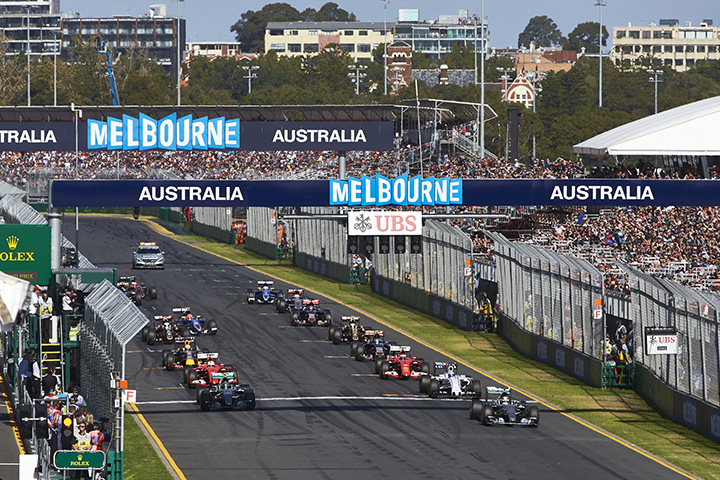 Things to know about the 2016 Australian GP