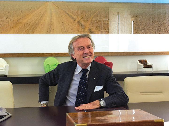 Montezemolo: F1 needs a new mentality