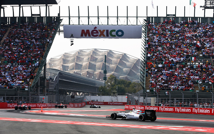 A return to Mexico, a farewell to Wolff