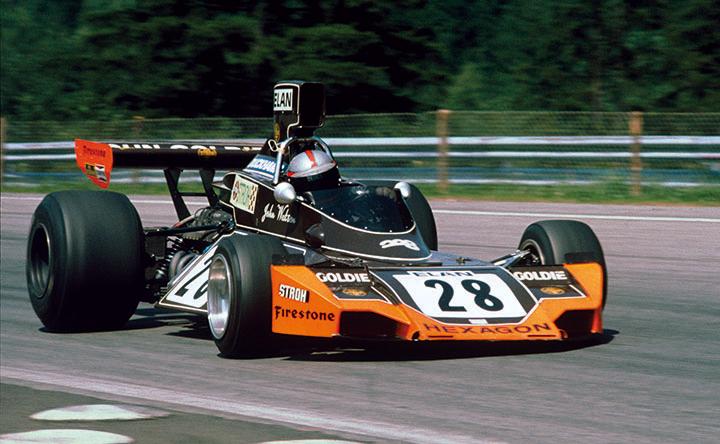 Great racing cars: 1974 Brabham BT44