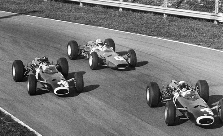 Great racing cars: 1965 Ferrari 1512