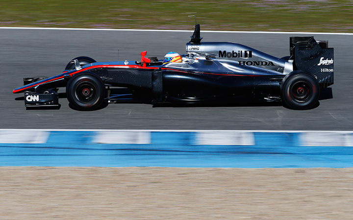 Lessons learned for McLaren