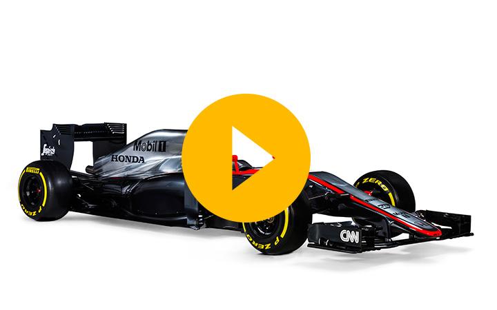 The McLaren MP4-30